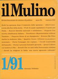 Copertina del fascicolo dell'articolo I nuovi titoli universitari e i processi formativi giovanili