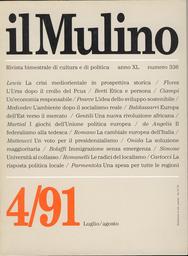 Copertina del fascicolo dell'articolo L'etica alla ricerca della persona