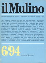 Copertina del fascicolo dell'articolo Le due fedi