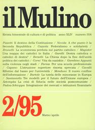 Copertina del fascicolo dell'articolo Una convenzione per la tutela delle minoranze nazionali