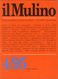 Copertina del fascicolo dell'articolo L'organizzazione delle telecomunicazioni italiane