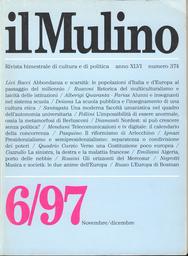Copertina del fascicolo dell'articolo Gli orizzonti del Mercosur