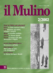 Copertina del fascicolo dell'articolo Riconoscersi nell'Italia. Il centrosinistra e il racconto della vicenda nazionale
