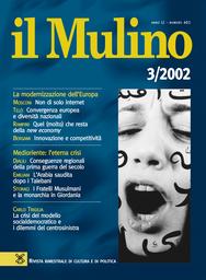 Copertina del fascicolo dell'articolo Legittimare l'azione dell'Europa