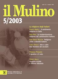 Copertina del fascicolo dell'articolo Rai e servizio pubblico