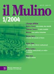 Copertina del fascicolo dell'articolo Le riforme costituzionali, un