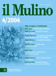 Copertina del fascicolo dell'articolo Il sistema televisivo, la prima controriforma costituzionale
