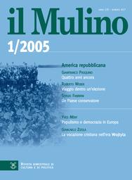 Copertina del fascicolo dell'articolo I piccoli passi dell'Europa sociale