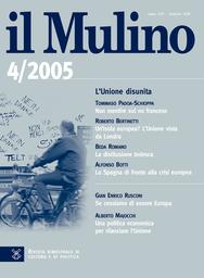 Copertina del fascicolo dell'articolo Non mentire sul no francese