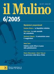 Copertina del fascicolo dell'articolo Le politiche sociali nell'Italia delle diseguaglianze