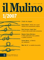 Copertina del fascicolo dell'articolo Spagna e Italia: due sistemi a confronto