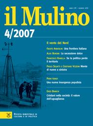 Copertina del fascicolo dell'articolo Un anno di politica economica