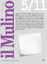 Copertina del fascicolo dell'articolo La fine dell'era Zapatero