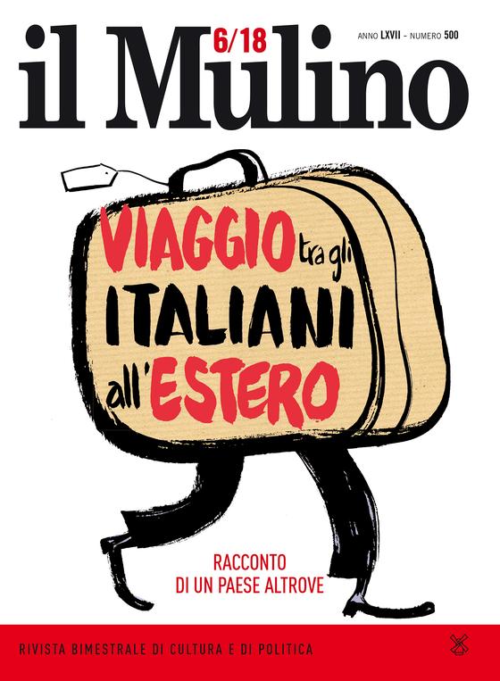 Cover del fascicolo Viaggio tra gli italiani all'estero. Racconto di un paese altrove