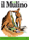 cover del fascicolo, Fascicolo digitale arretrato n.6/2020 (november-december) da il Mulino