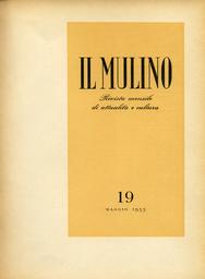 Copertina del fascicolo dell'articolo La Fiera di Milano
