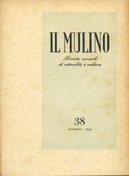 Copertina del fascicolo dell'articolo La letteratura italiana in una storia