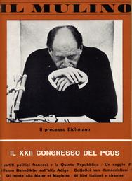Copertina del fascicolo dell'articolo La dottrina sociale della Chiesa alla luce della nuova enciclica