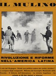 Copertina del fascicolo dell'articolo L'università politica dell'America Latina