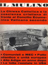 Copertina del fascicolo dell'articolo Congo 1962