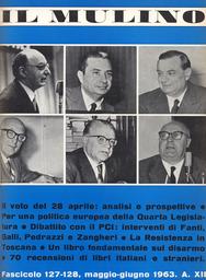 Copertina del fascicolo dell'articolo Sociologia del comunismo amministrativo