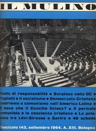 Copertina del fascicolo dell'articolo Rapporto sul comunismo nell'America Latina