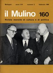 Copertina del fascicolo dell'articolo La politica dei redditi in Italia: ideali e realtà