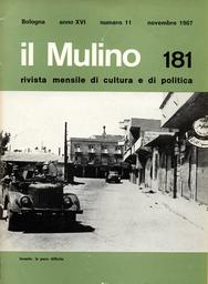 Copertina del fascicolo dell'articolo Filosofia e politica