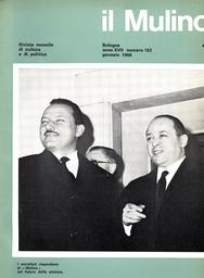 Copertina del fascicolo dell'articolo Unificazione sindacale nella democrazia