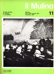 Copertina del fascicolo dell'articolo La Chiesa ed il proletariato