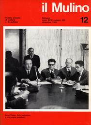 Copertina del fascicolo dell'articolo La Riforma degli anni settanta